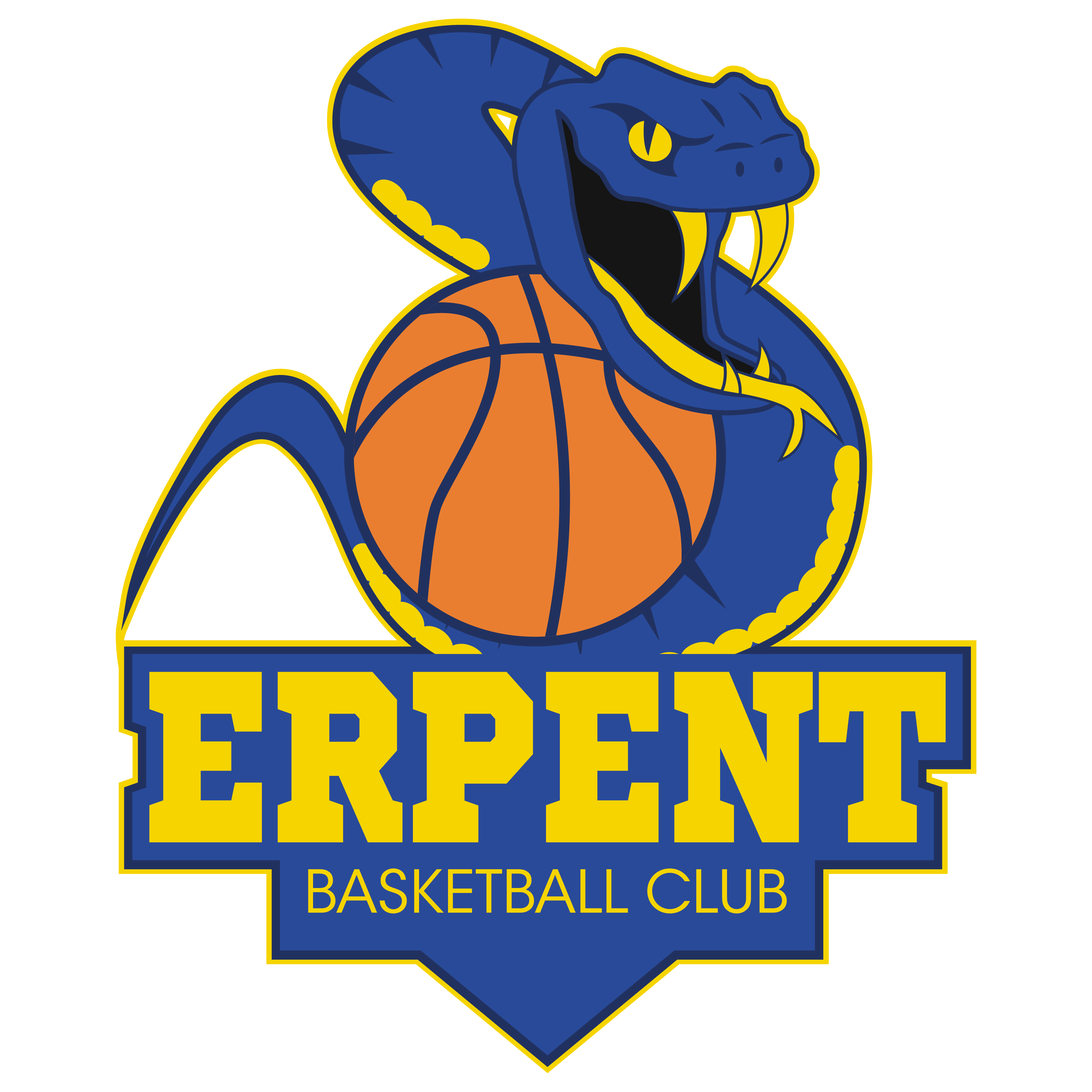 Logo Basket Club Erpent